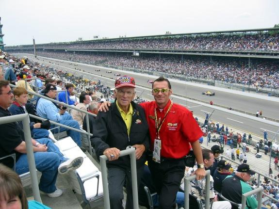 Duane Sweeney @ His Last Indy 500