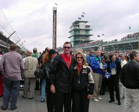 Indy 500 8x10
