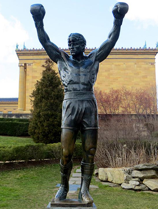 Rocky-statue-outside-the-Philadelphia-Museum-of-Art