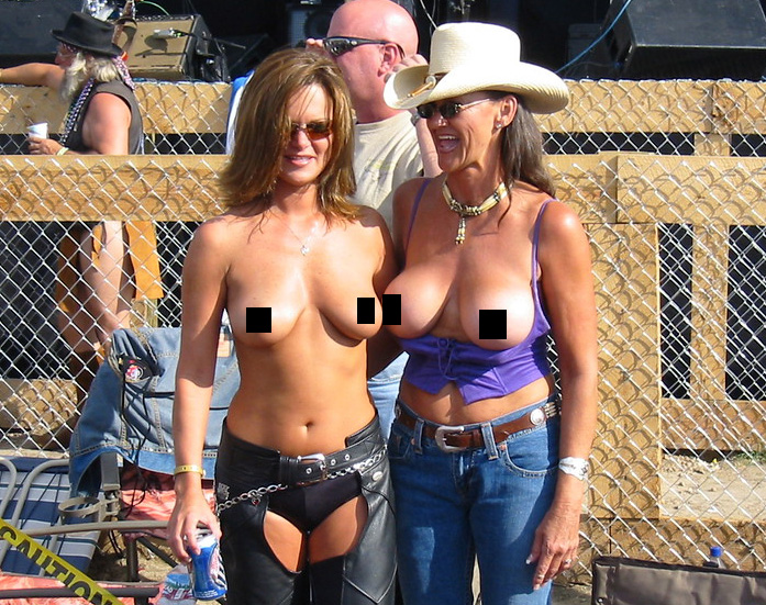 nude women of sturgis
