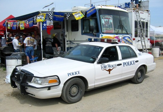 Police Car | Paul Michaels