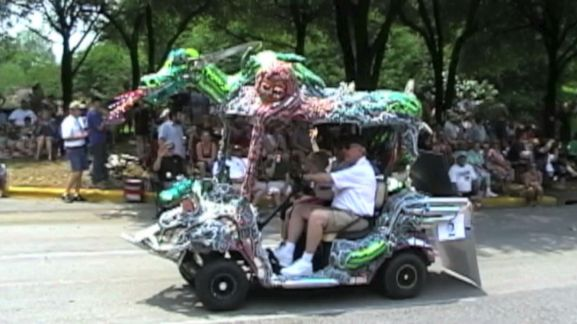 Art Car Parade-2