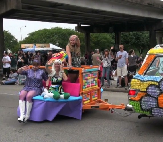 Art Car Parade 2015-112