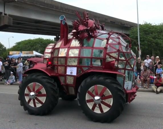 Art Car Parade 2015-12
