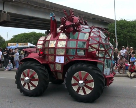 Art Car Parade 2015-12