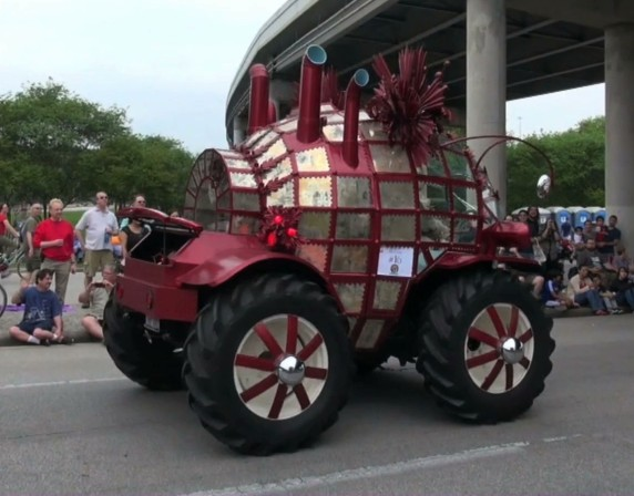 Art Car Parade 2015-13