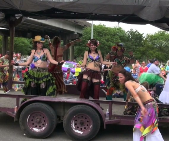 Art Car Parade 2015-139