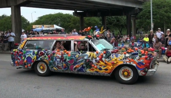 Art Car Parade 2015-14