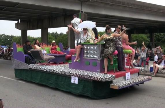 Art Car Parade 2015-16
