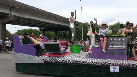 Art Car Parade 2015-17