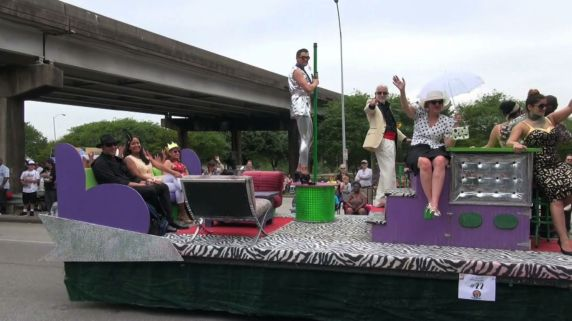 Art Car Parade 2015-17