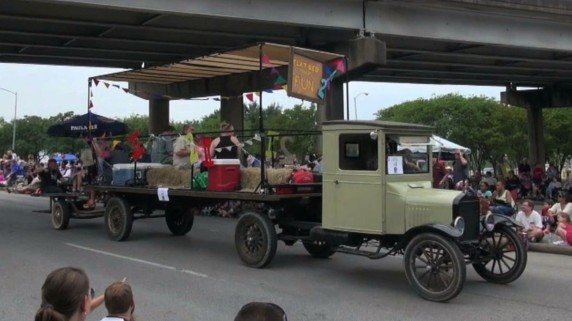 Art Car Parade 2015-2