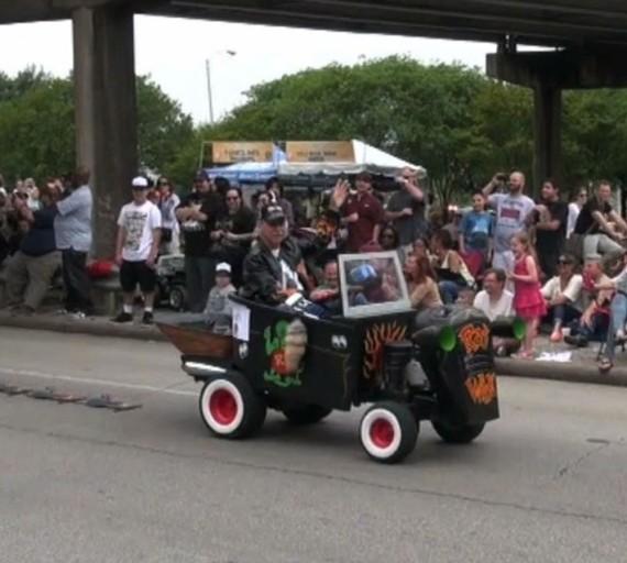 Art Car Parade 2015-20
