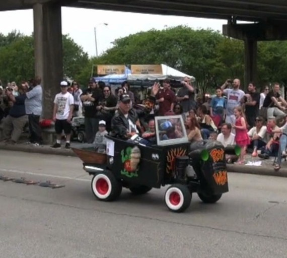 Art Car Parade 2015-20