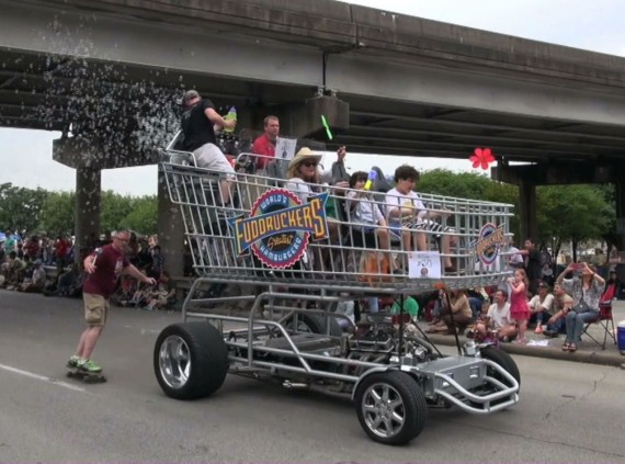 Art Car Parade 2015-21