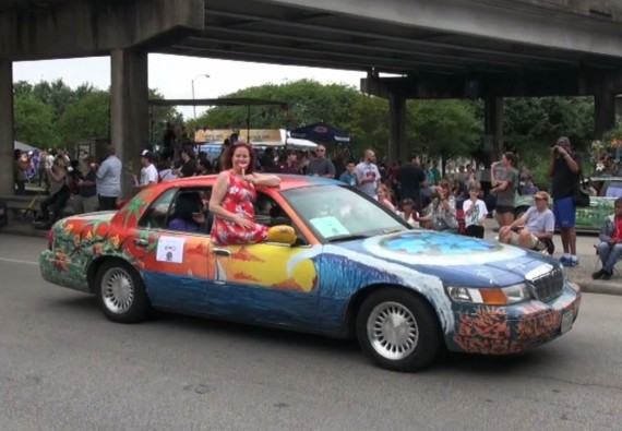 Art Car Parade 2015-27