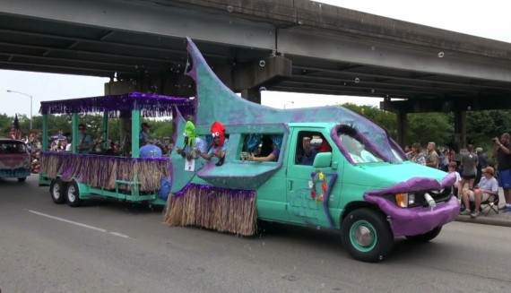 Art Car Parade 2015-28