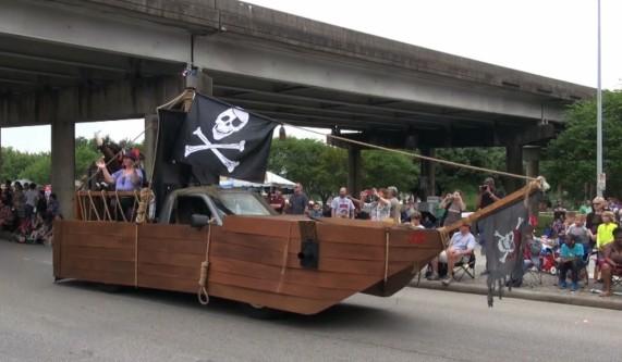 Art Car Parade 2015-32
