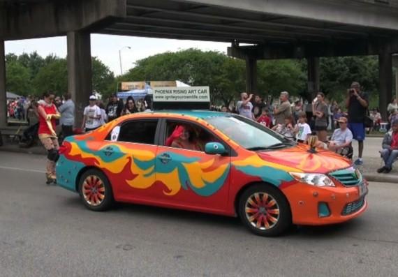 Art Car Parade 2015-36