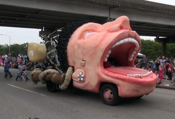Art Car Parade 2015-37