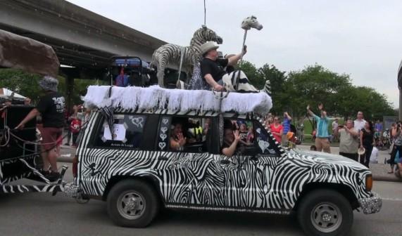 Art Car Parade 2015-41