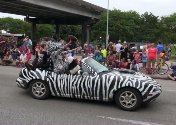 Art Car Parade 2015-45
