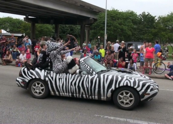 Art Car Parade 2015-45