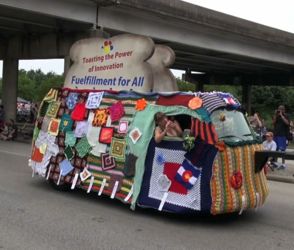 Art Car Parade 2015-51