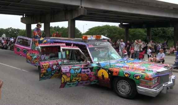 Art Car Parade 2015-53