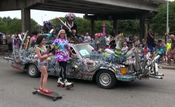 Art Car Parade 2015-56