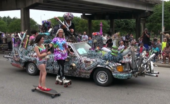 Art Car Parade 2015-56