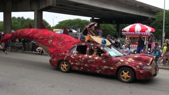 Art Car Parade 2015-59