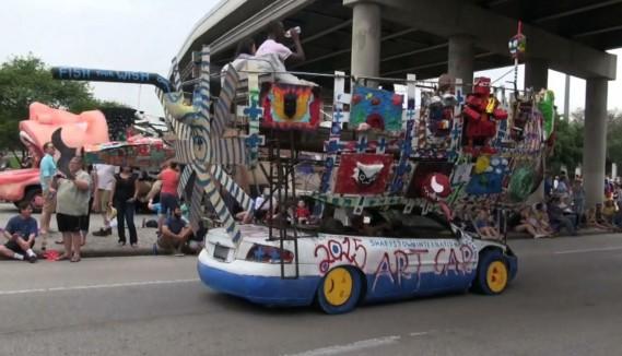Art Car Parade 2015-63