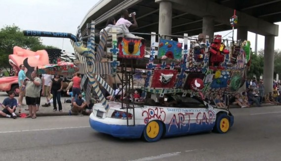 Art Car Parade 2015-63