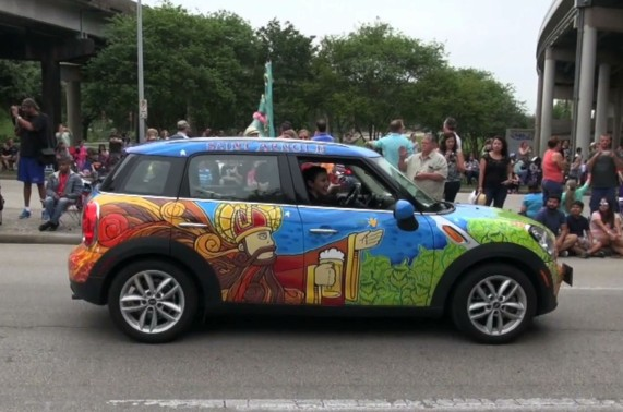 Art Car Parade 2015-69