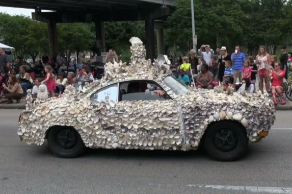 Art Car Parade 2015-7