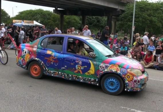 Art Car Parade 2015-74