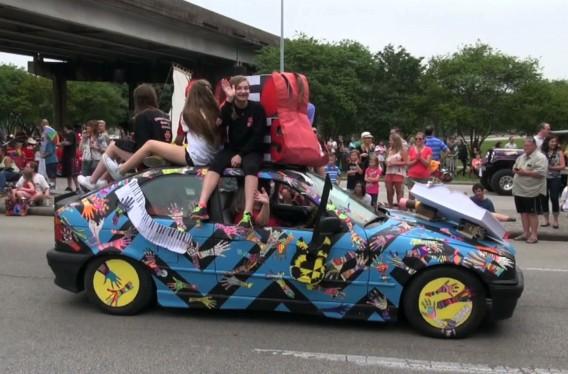 Art Car Parade 2015-77