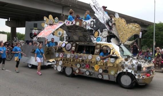 Art Car Parade 2015-78