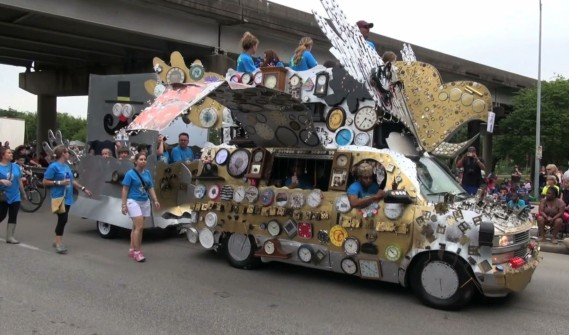 Art Car Parade 2015-78
