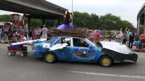 Art Car Parade 2015-82