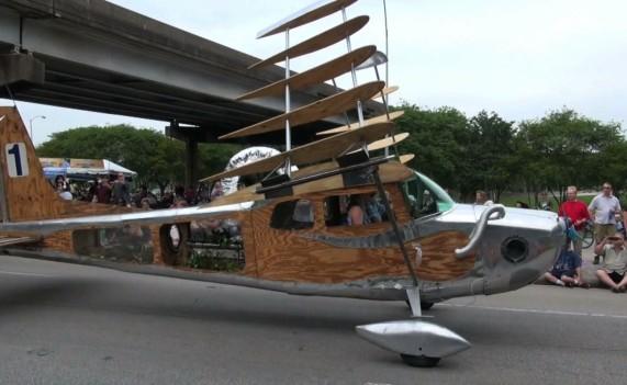 Art Car Parade 2015-9