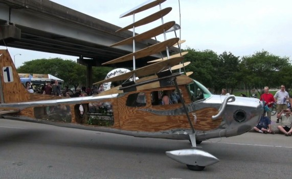 Art Car Parade 2015-9