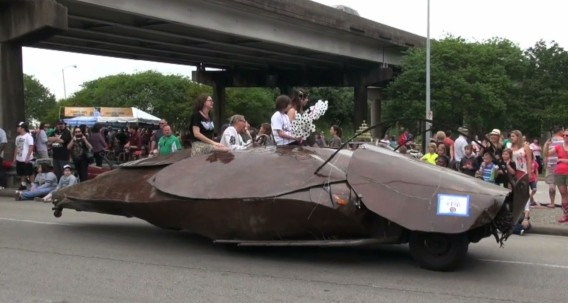 Art Car Parade 2015-98
