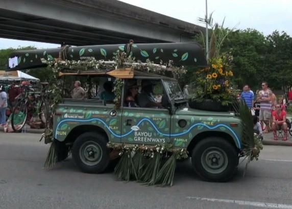 Art Car Parade 2015