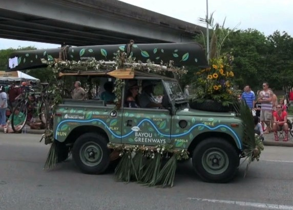 Art Car Parade 2015