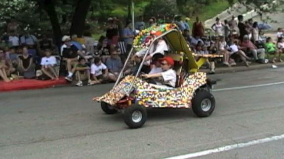 Art Car Parade-82