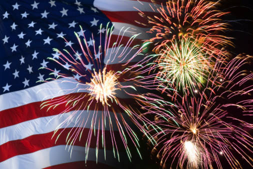 We Use Fireworks To Light Up The Night Skies To Celebrate Our Independence  From England. The Crux Of The Revolutionary War Was That We Did Not Like U201c  ...