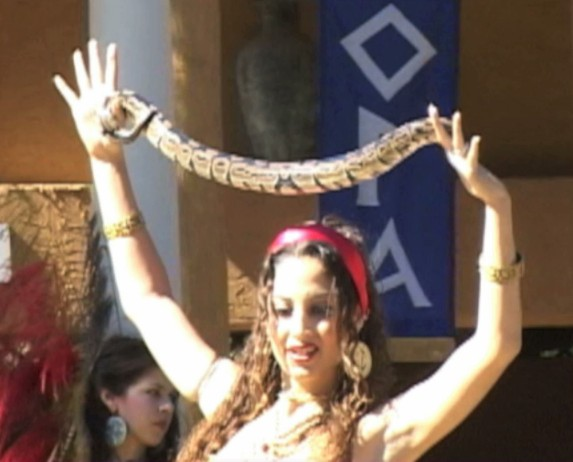 Gypsy Dance Theatre 1 - Snake Charmer-2
