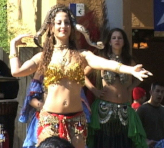 Gypsy Dance Theatre 1 - Snake Charmer-4